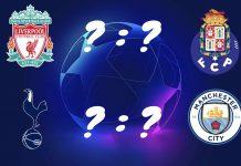 Typy na Ligę Mistrzów - 9 kwietnia (wtorek)