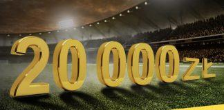 Fortuna rozdaje 20000 PLN na II kolejkę Ekstraklasy! Jak zgarnąć bonus?