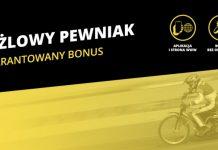 Żużlowy pewniak - 10 PLN gwarantowane od Fortuny!