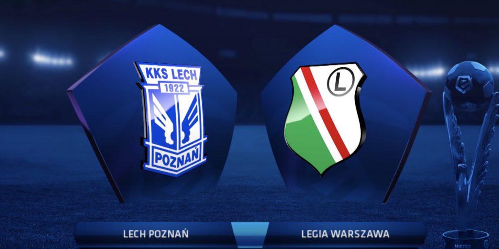 Lech - Legia za darmo online. Gdzie obejrzeć hit Ekstraklasy? [29.05.2020]