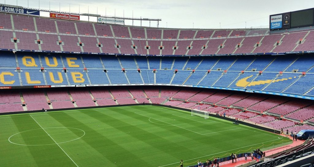 FC Barcelona - Atletico Madryt. Obstawianie i oglądanie za darmo w STS TV. Jak włączyć bezpłatny stream online?