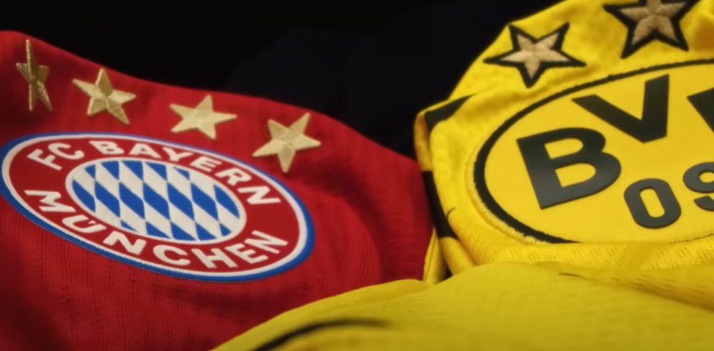 Bayern - Borussia i Atletico - Real online za darmo u bukmacherów!