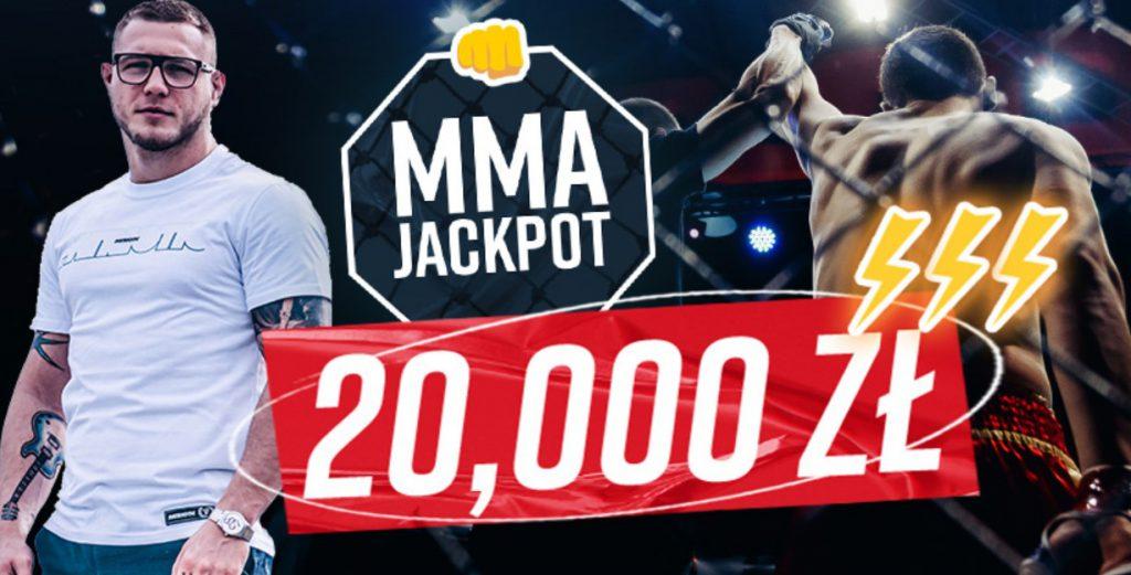MMA Jackpot w Betclic na KSW 60