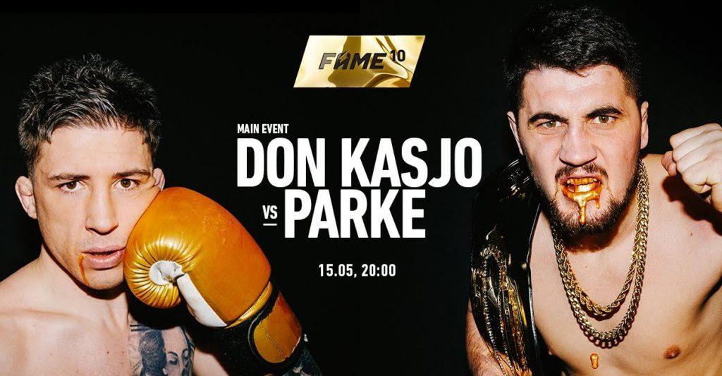 Don Kasjo - Norman Parke typy bukmacherskie (FAME MMA 10)