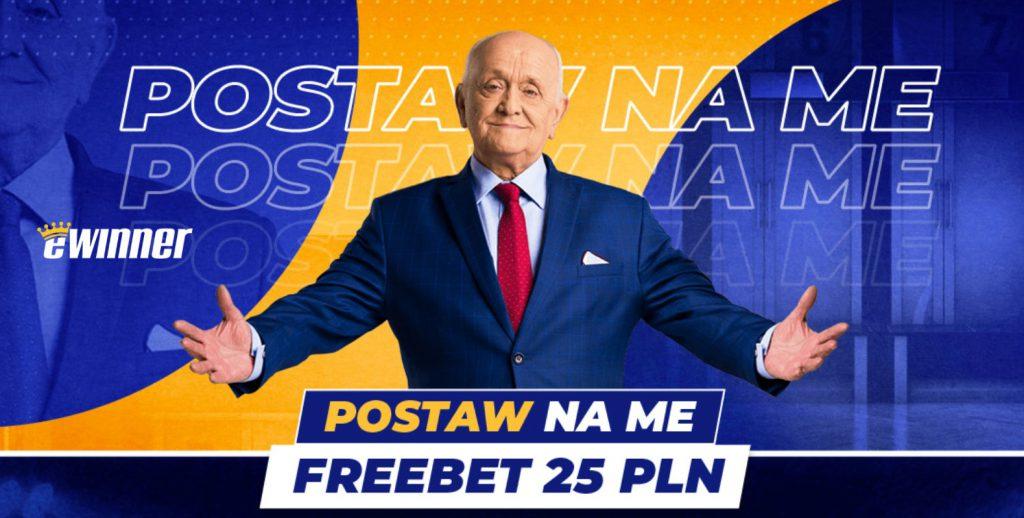 25 PLN freebetu codziennie w eWinner na Euro 2020!
