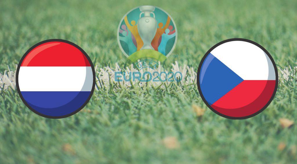 Holandia - Czechy (Euro 2020) typy bukmacherskie - 27 czerwca