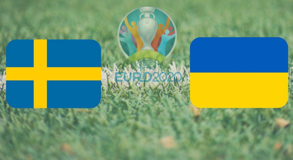 Szwecja - Ukraina typy bukmacherskie na Euro 2020 (29 czerwca)