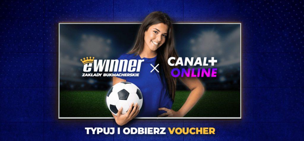 Canal+ Online na 30 dni od eWinner!