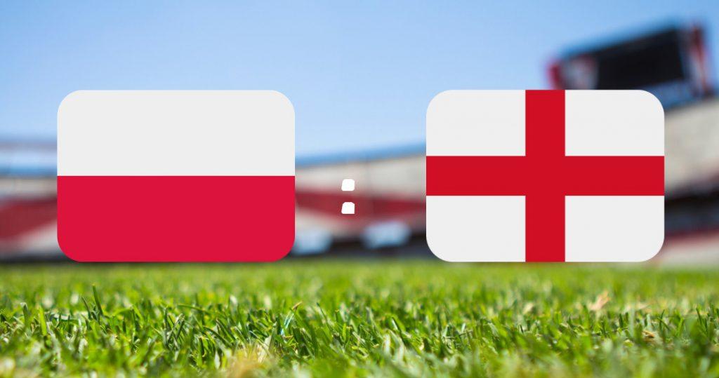 Polska - Anglia typy bukmacherskie (8 września)