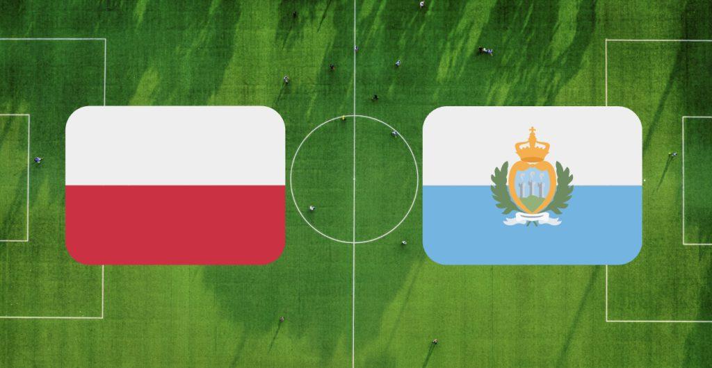 Polska - San Marino typy. Pewniak dnia na 9 października